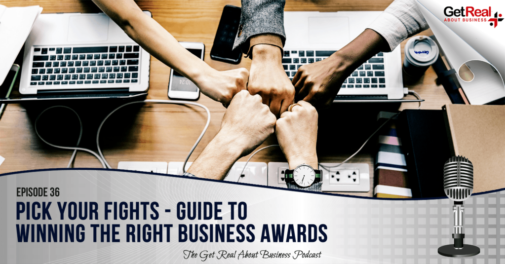 Pick Your Fights - Guide to Winning the Right Business Awards